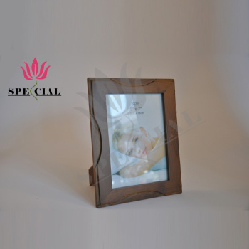 The quality of the wooden frame of the creative photo frame of the factory wholesale direct sales