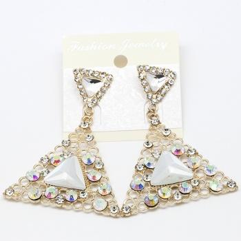 Alloy earrings Korean version of earrings