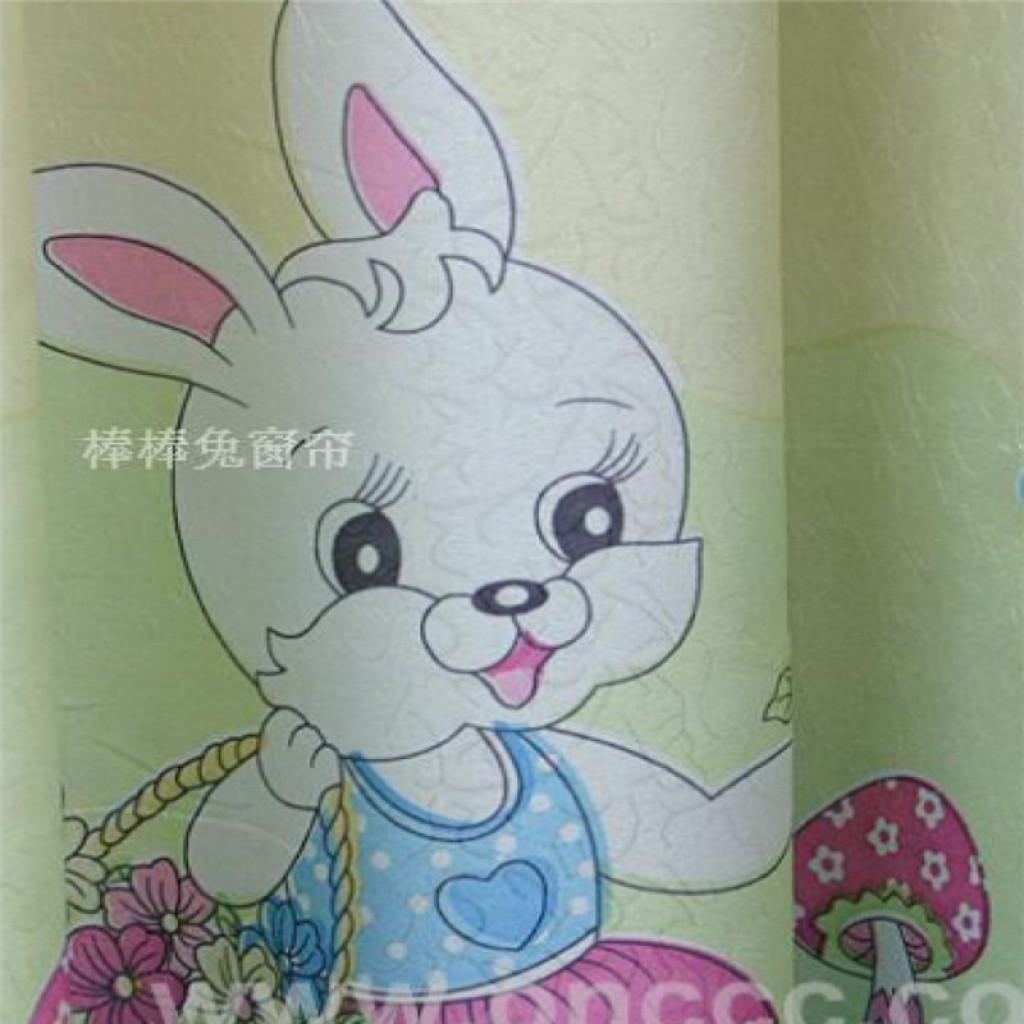 小白兔,卡通