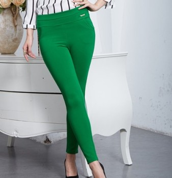 In the spring of 2015 female high waisted Leggings stretch pencil pants pants was thin