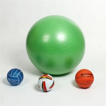 Thickened explosion-proof fitness yoga ball quality assurance sport weight loss ball