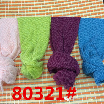 Scarf fabric specifications complete color