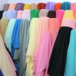 100D colored Chiffon chiffon fabric cloth factory direct sales