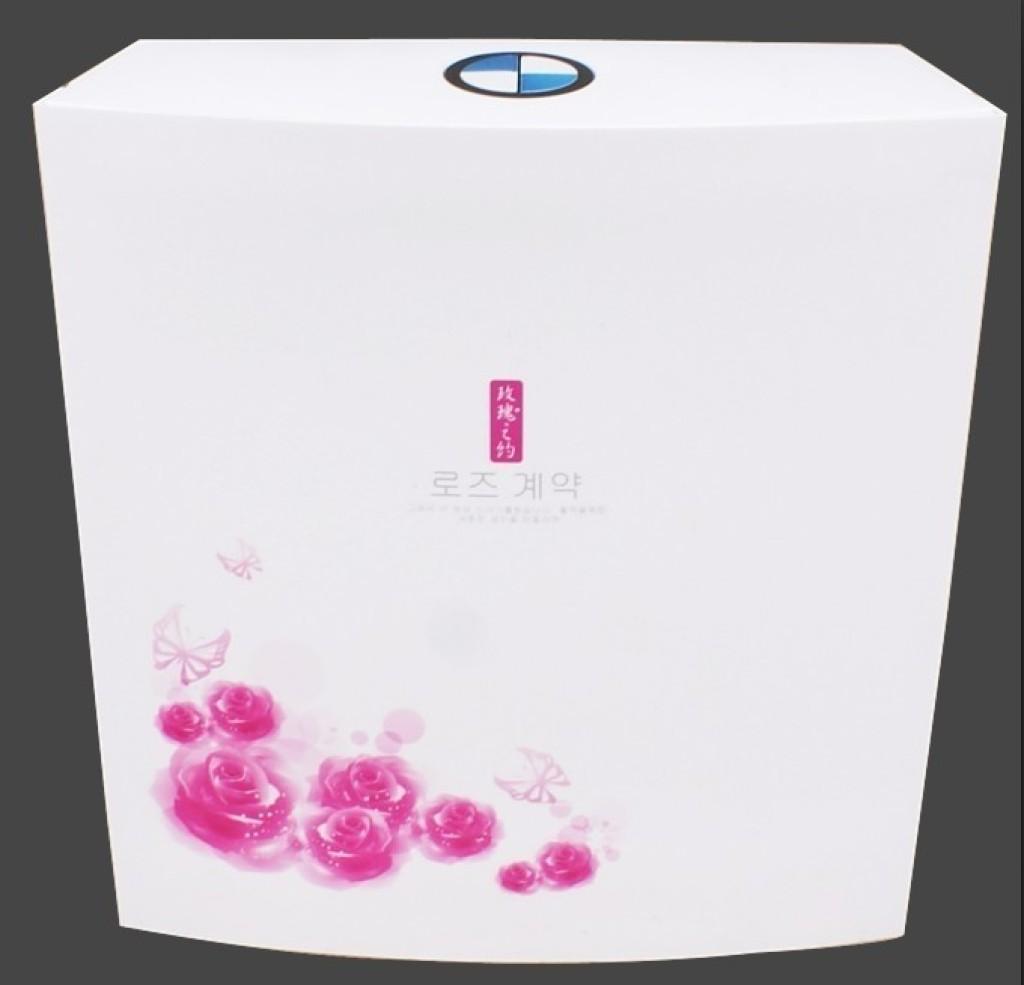 水箱,彩印水箱,蹲式马桶水箱