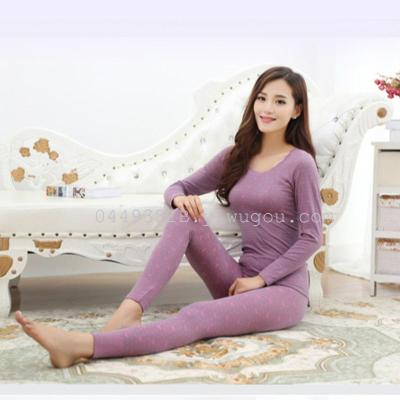The new seamless underwear thermal underwear sets slim slim 603.