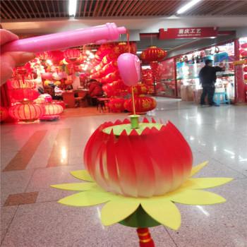 Flannelette, lantern festive lanterns, lanterns, lanterns, wedding decoration Lantern Festival