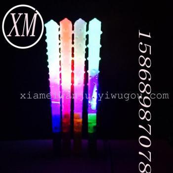 Electronic flash stick mace light sticks flash toys night market stall concert
