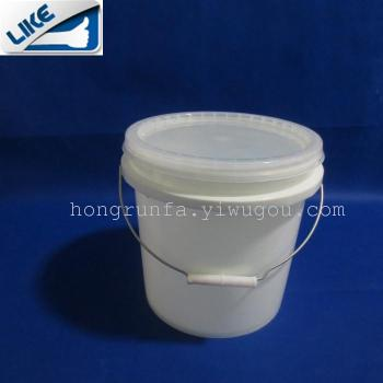 蓋とハンドルによる食品グレード2 . 5ガロンプラスチックバケツ