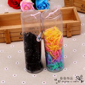 糖果色橡皮筋儿童发圈发绳女孩头绳韩国发饰头饰