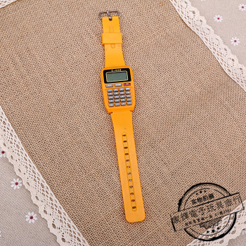 Student electronic calculator watch children's mini calculator watches toys wholesale