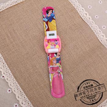 Creative children watch cartoon Snow White 3 d mini electronic toys