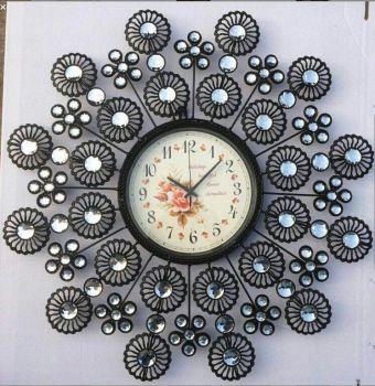 金星の鉄工場直接的な鉄の時計台の時計