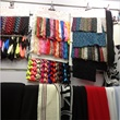 Rib knitted cloth garment accessories manufacturers selling fashion apparel