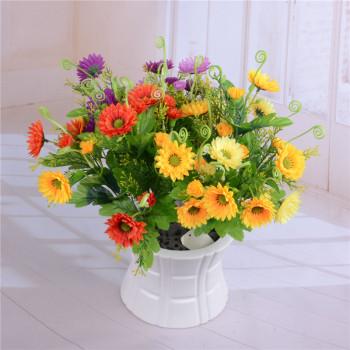 Artificial flowers artificial flowers 10 head tail Chrysanthemum