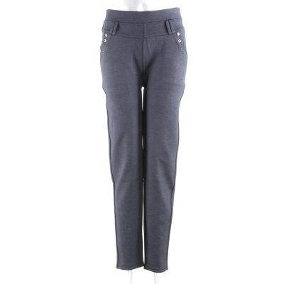 New autumn and winter casual ninth pants women's colored casual ninth pants