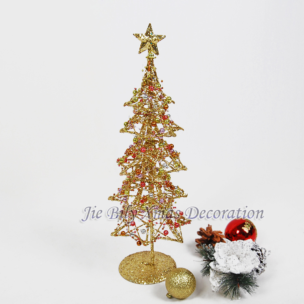 Supply 2015 Top Sale Christmas Tree Metal Crafts Decoration Indoor ...