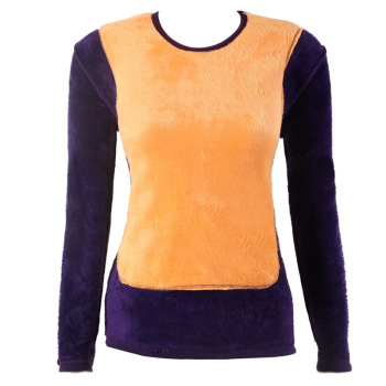 Taobao explosions products wholesale thickened add cashmere women's super soft thermal underwear set
