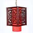 Character wooden lamp lanterns lights site decorative light classical works farm hotel restaurant