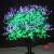 Landscape tree LED landscape tree festival supplies Christmas supplies