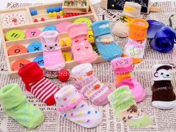 Baby baby socks cotton cotton socks children socks floor socks baby