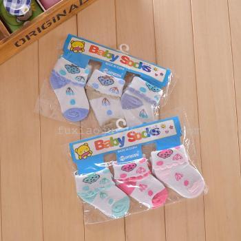 Baby baby socks cotton socks socks, children socks and socks floor