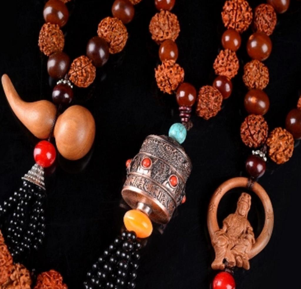 安符饰品葫芦开光图片