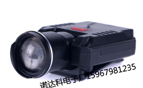 Nk-hm035 rechargeable hunting hat lamp waterproof head with a long range  flashlight b0467ecbd03