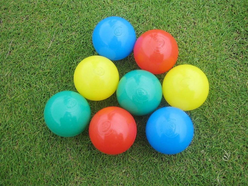 趣味彩球 海洋球 波波球 软体球 婴儿游泳池玩具