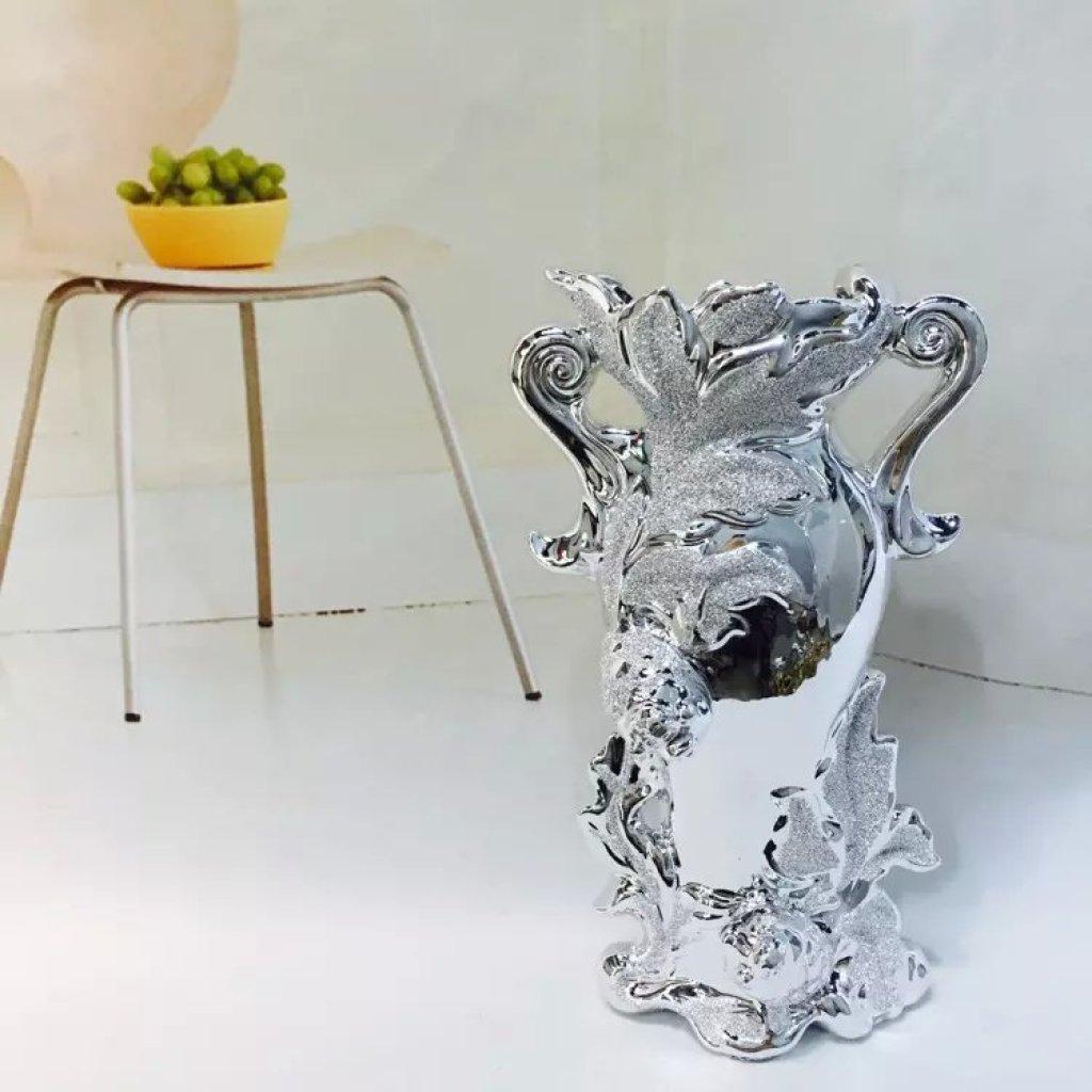 陶瓷动物摆件 花瓶