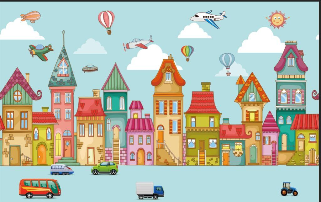 Supply The Mural Painting Tv Background Wall Painting Murals