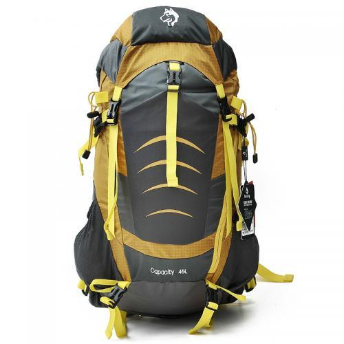 Hiking Bags Camping backpack anti-tear nylon spot