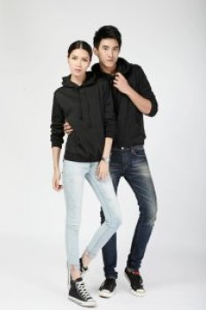 Spring 2015 new single couple korean fashion classic Hoodie!