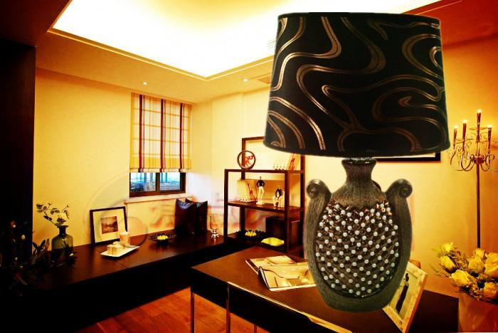 台灯 卧室床头客厅家居台灯欧式中式时尚灯具