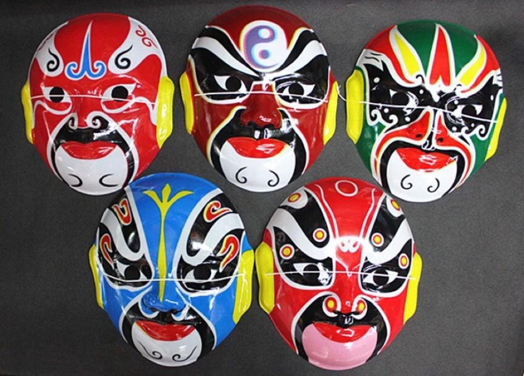 面具脸谱_ 舞皇节庆用品