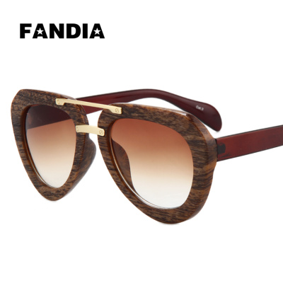 96606 European fashion all-match new tide brand sunglasses with celebrity couple