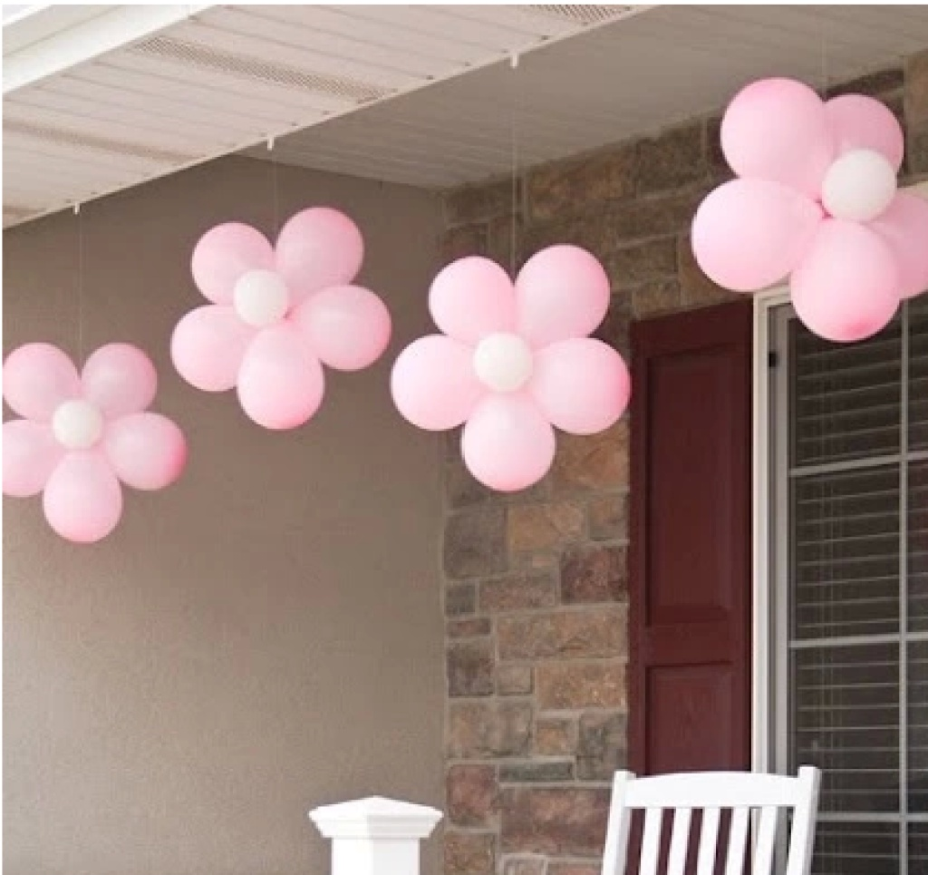 气球花朵造型教程图解_气球花朵造型教程视频-一根气球造型教程图解_五瓣花朵气球造型 ...