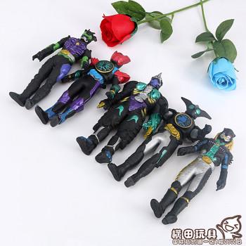 Japan masked superman cartoon doll doll toys Kamen Rider model toys