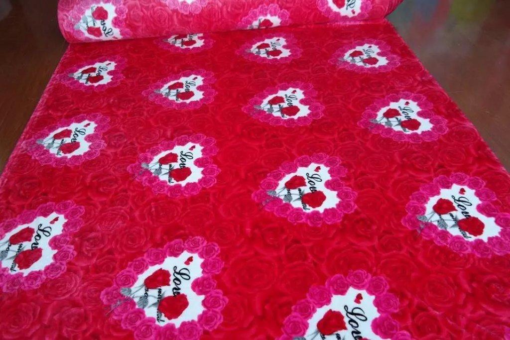秋季毯子编织图解