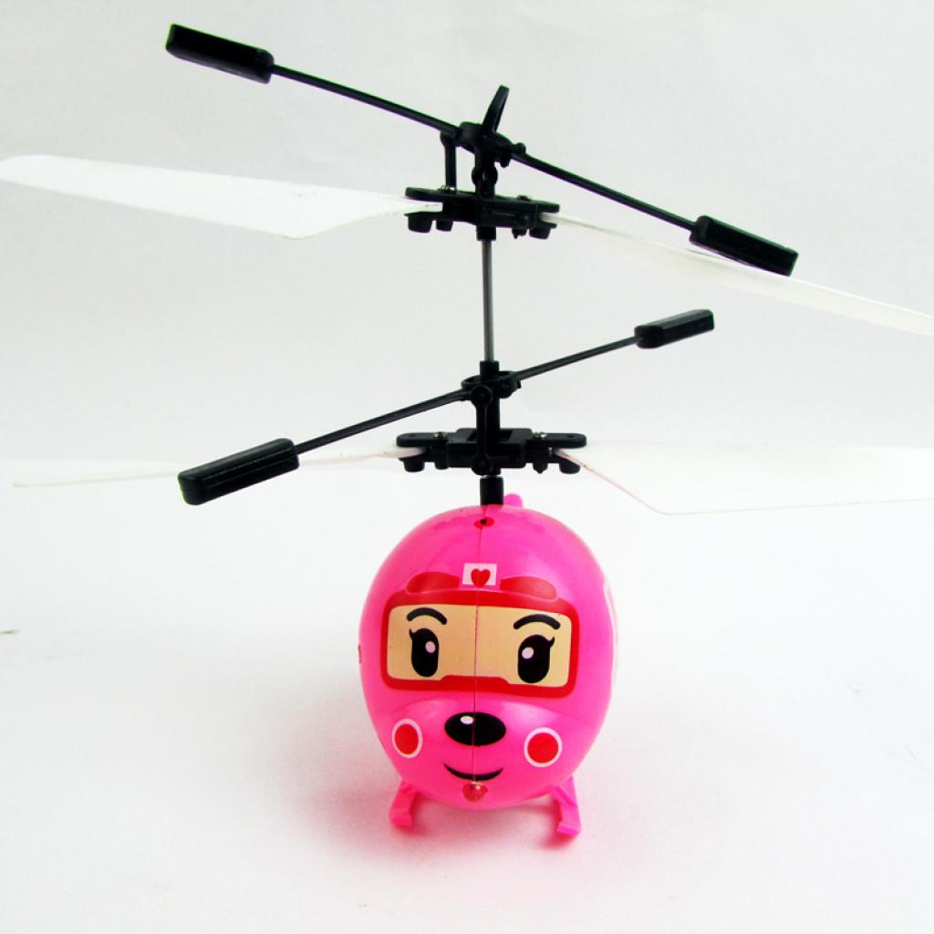 超级飞侠感应玩具 飞行器带闪灯稳定悬浮儿童玩具