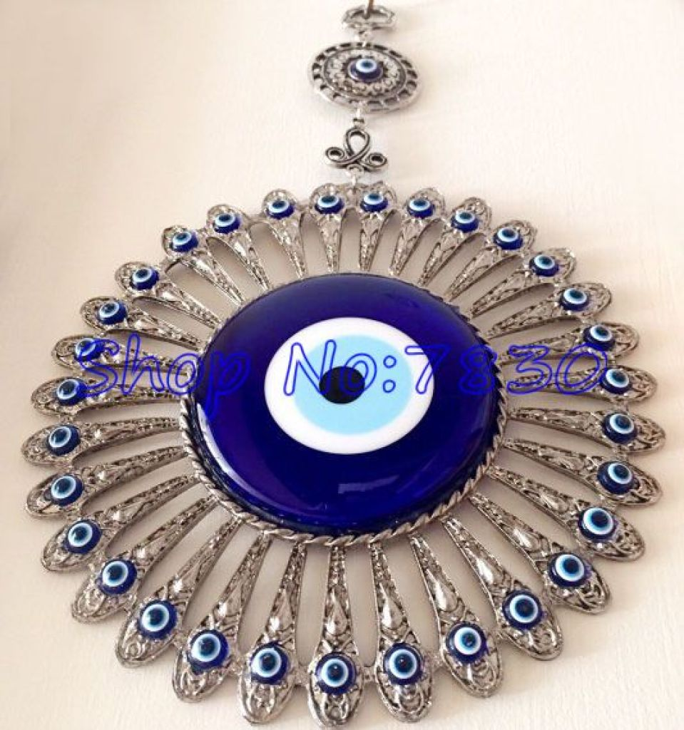 Supply evil eye wall hanging evil eye wall decor blue wall evil eye wall hanging evil eye wall decor blue wall decor meditation turkish amipublicfo Gallery