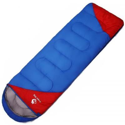 Factory direct sales of outdoor sleeping bags in the spring and autumn winter thick warm Adult sleeping bag