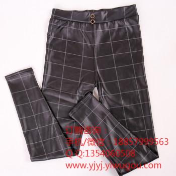 The new winter Leggings high waist pants pants nine slimming pants pants