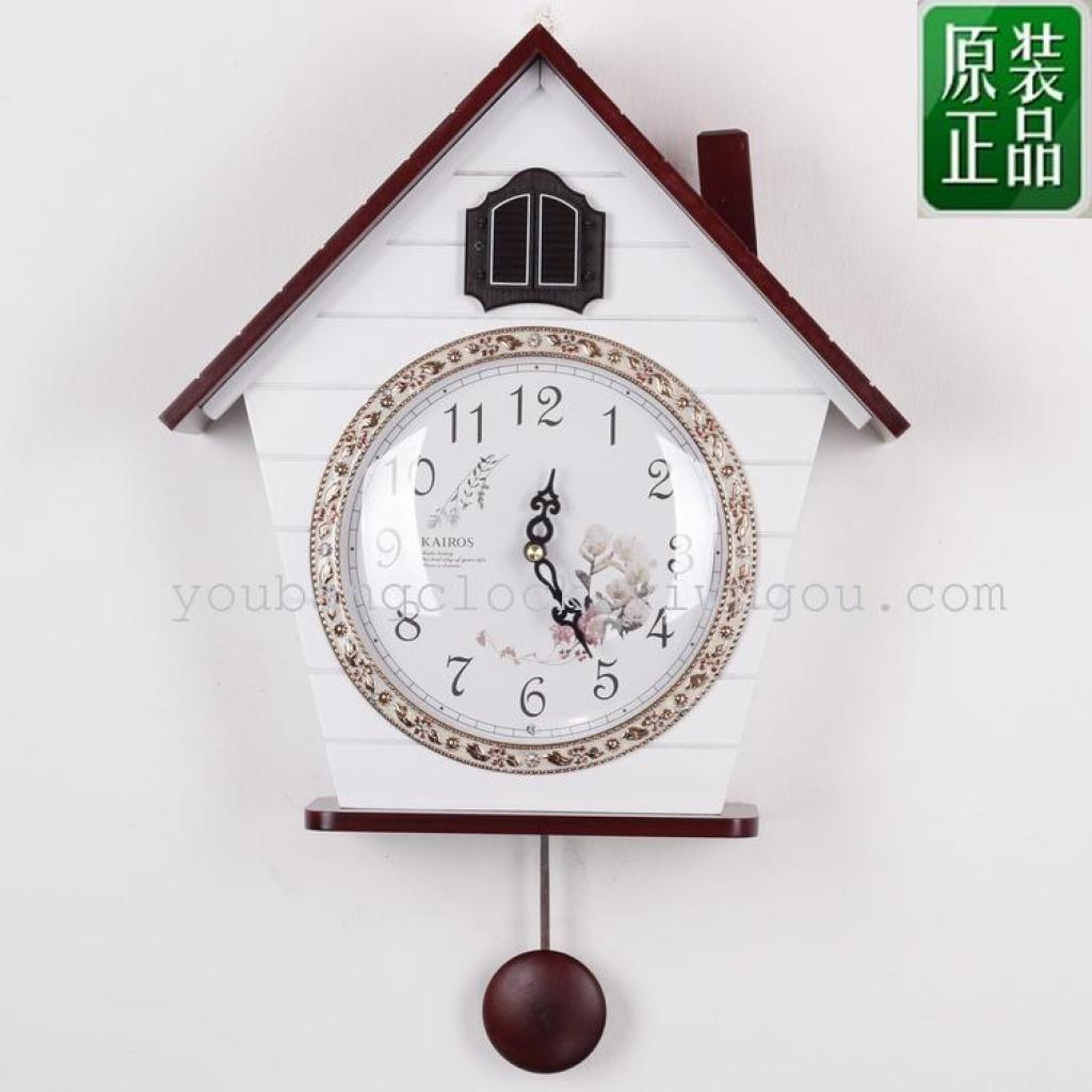 Supply kairos keller cuckoo clock wire cabin cuckoo clock controlled chronopher bird clock - Cuckoo bird clock sound ...