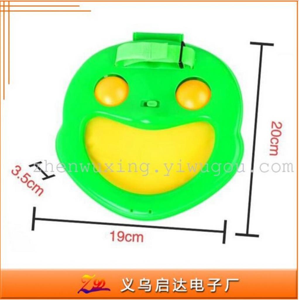 特价创意娱乐青蛙吐球儿童运动休闲沙滩球健身手抓球图片