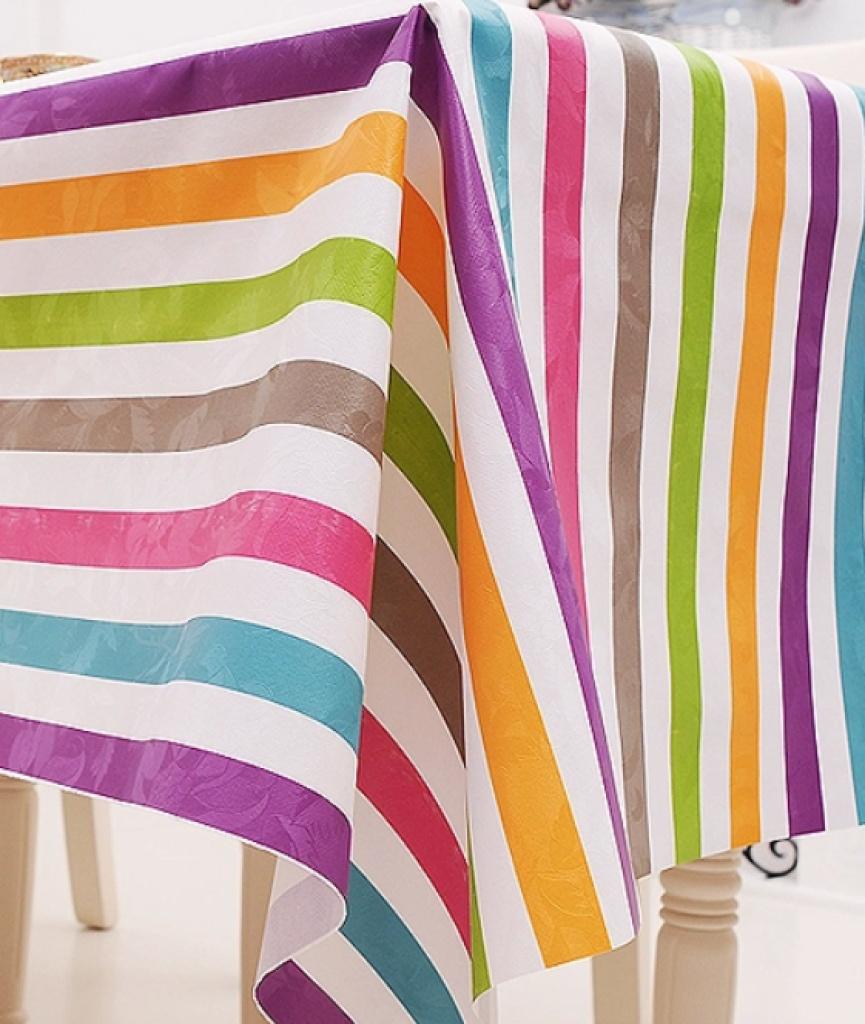 彩虹积极向上阳光散发正面能量七彩玲珑长条梦幻桌布