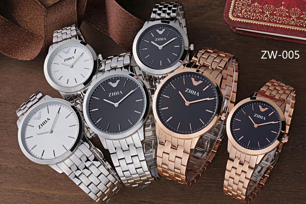 zhha-致豪品牌手表(实心钢表带套装系列)zw-005