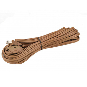 American indoor extension cable with wire socket