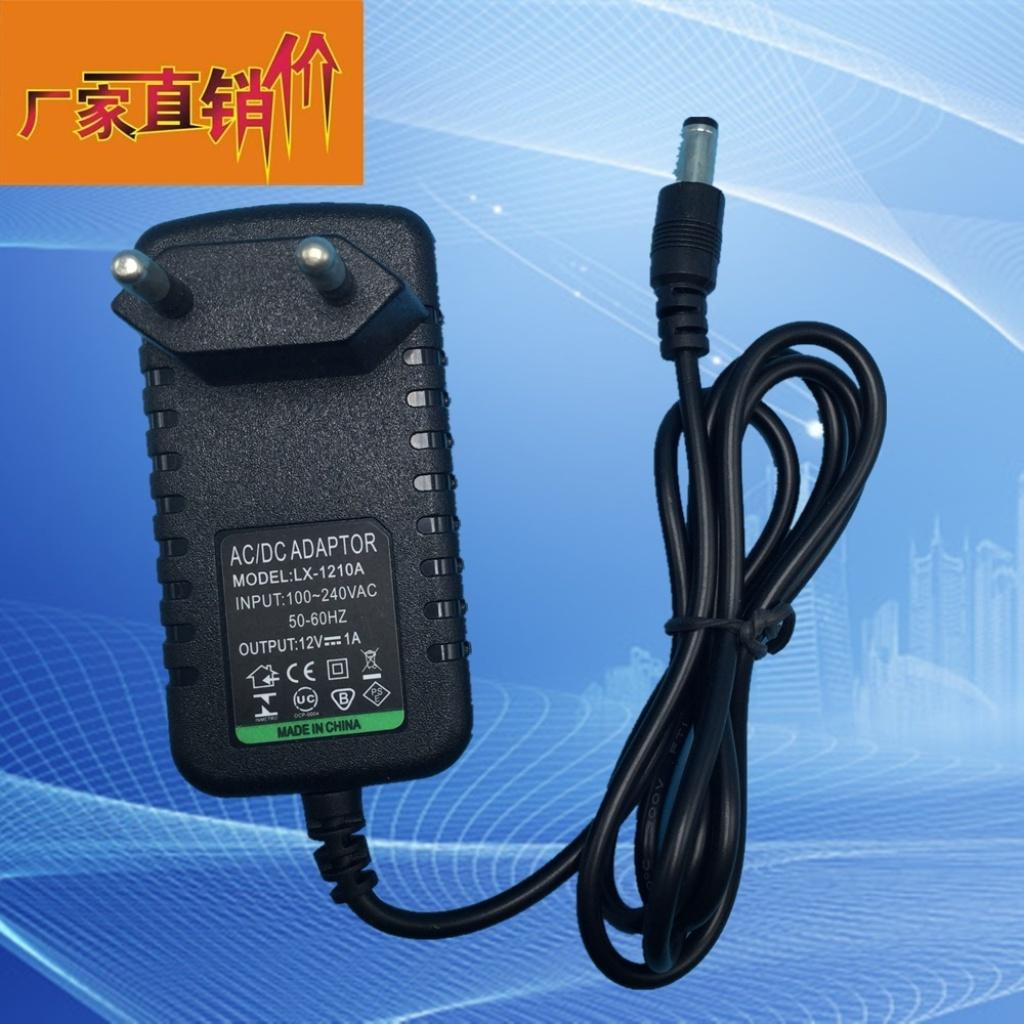 电源适配器 power adapter 12v1a