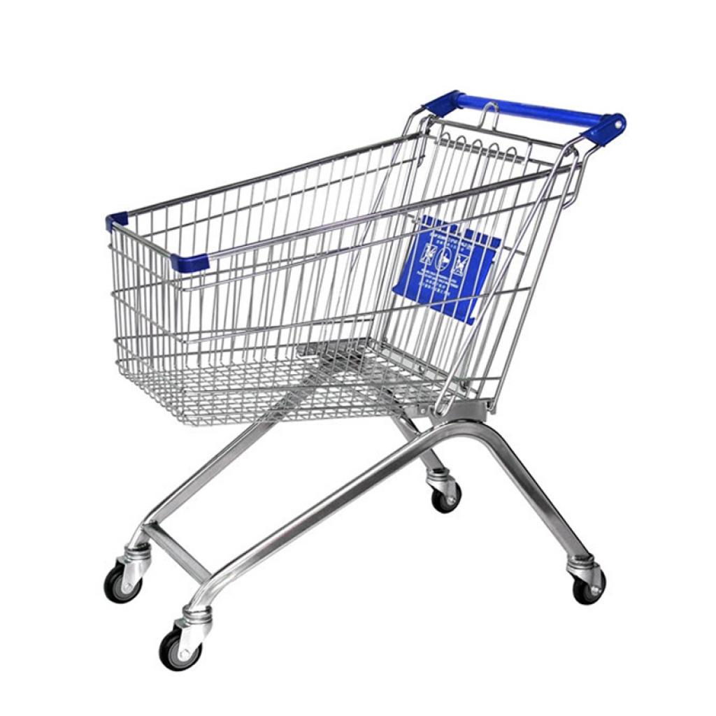 超市购物车卖场小推车超市推车手推车