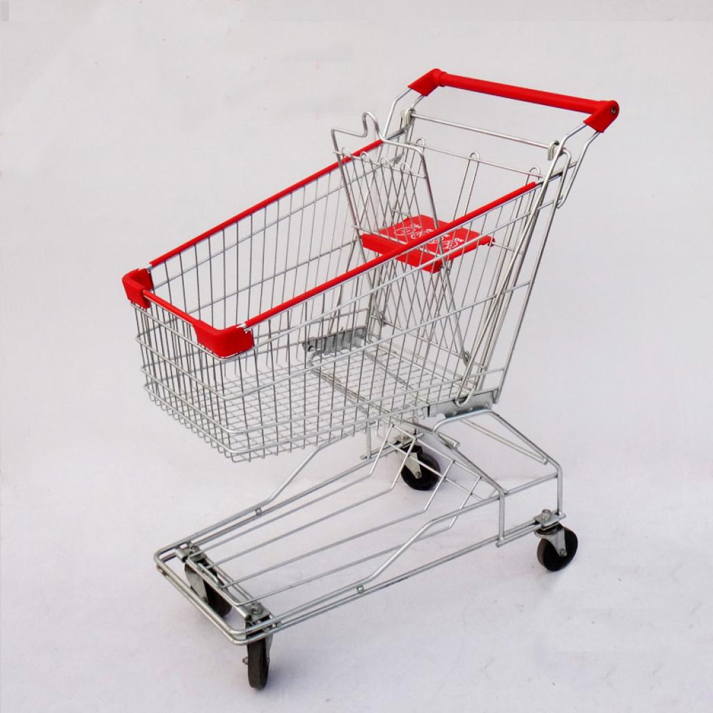 超市购物车小推车超市推车超市手推车超市